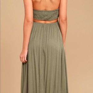 Lulu's Dresses - Lulus Maxi Dress